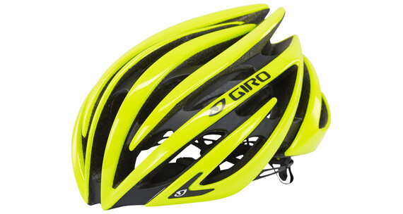 Giro Aeon Helmet highlight yellow